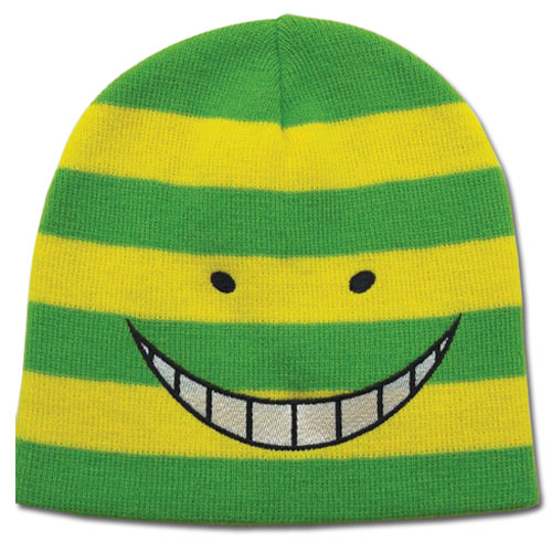 Assassination Classroom - Nameteru Koro Sensei Beanie, an officially licensed Assassination Classroom product at B.A. Toys.