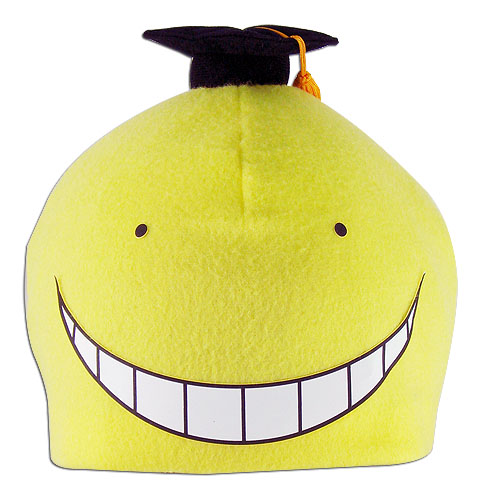 Assassination Classroom - Koro Sensei Headwear, an officially licensed product in our Assassination Classroom Costumes & Accessories department.