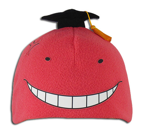 Assassination Classroom - Anger Koro Sensei Headwear, an officially licensed Assassination Classroom product at B.A. Toys.