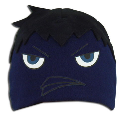 Haikyu!! - Kageyama Karasu Fleece Cap officially licensed Haikyu!! Hats, Caps & Beanies product at B.A. Toys.