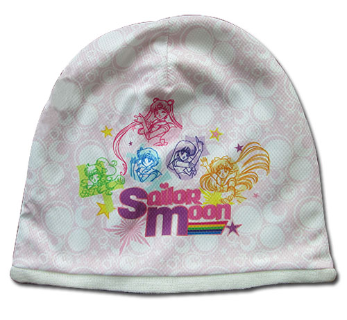 Sailor Moon - Group Sublimation Beanie, an officially licensed product in our Sailor Moon Hats, Caps & Beanies department.