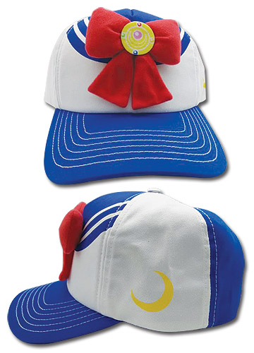 Sailor Moon - Sailor Moon Cap, an officially licensed product in our Sailor Moon Hats, Caps & Beanies department.