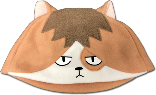 Haikyu!! - Kodume Cat Fleece Cap officially licensed Haikyu!! Hats, Caps & Beanies product at B.A. Toys.