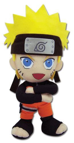 Naruto Shippuden Naruto Plush, an officially licensed product in our Naruto Shippuden Plush department.