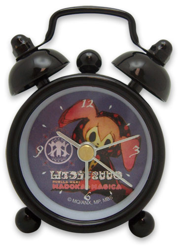 Madoka Magica Sweets Witch Mini Desk Clock officially licensed Madoka Magica Clocks product at B.A. Toys.