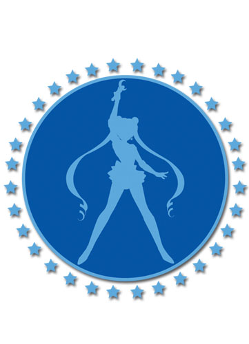 Sailormoon Sailor Moon Silhouette Temp Tattoo, an officially licensed product in our Sailor Moon Temp Tattoo department.