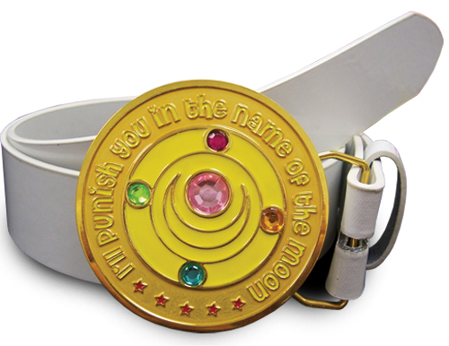 Sailormoon Ii Punishment Belt -M, an officially licensed product in our Sailor Moon Belts & Buckles department.