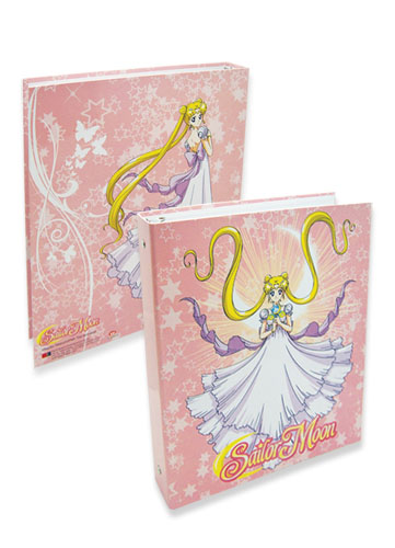 Sailormoon Princess Serenity Binder, an officially licensed product in our Sailor Moon Binders & Folders department.