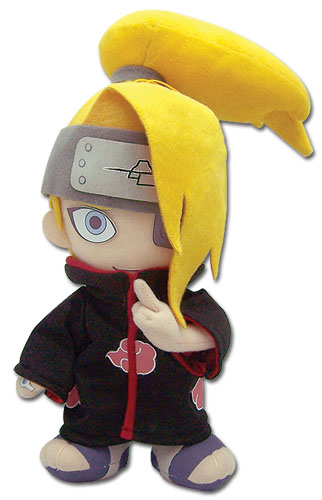 Naruto Shippuden Deidara Plush, an officially licensed product in our Naruto Shippuden Plush department.
