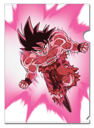 Dragon Ball Z Goku File Folder, an officially licensed Dragon Ball Z Binder/ Folder