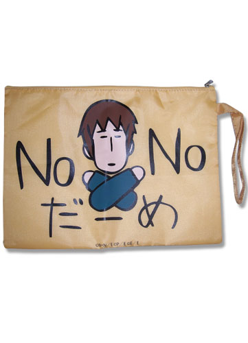 Haruhi Chan No No Dame File Folder Paper Carrying Bag, an officially licensed product in our Haruhi Bags department.