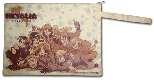 Hetalia World Series Group Paper Carrying Bag, an officially licensed product in our Hetalia Bags department.