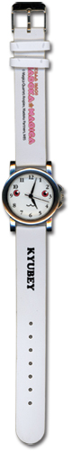 Madoka Magica Kyubey Watch officially licensed Madoka Magica Watches product at B.A. Toys.