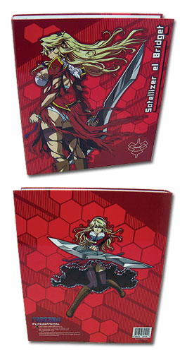 Freezing Satellizer Binder, an officially licensed product in our Freezing Binders & Folders department.