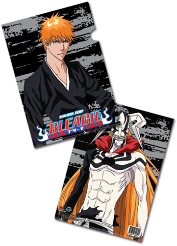 Bleach Ichigo File Folder, an officially licensed Bleach product at B.A. Toys.