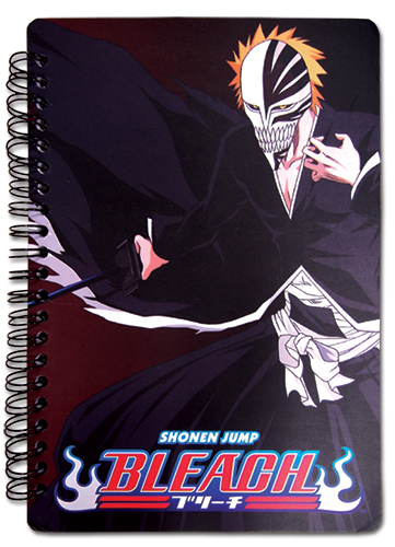 Bleach - Ichigo Notebook officially licensed Bleach Stationery product at B.A. Toys.