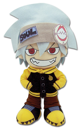 Soul Eater Soul Plush, an officially licensed product in our Soul Eater Plush department.