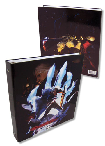 Devil May Cry Binder, an officially licensed Devil May Cry Binder/ Folder