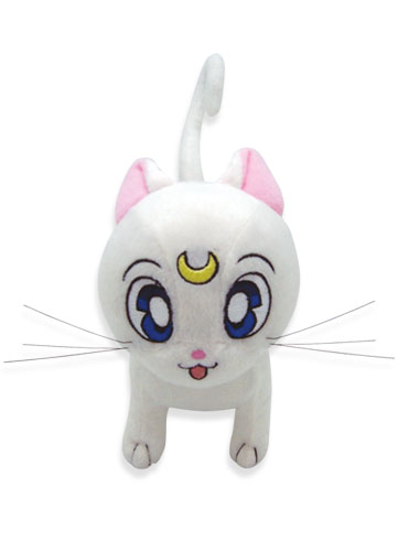 Sailormoon Artemis Plush 6.5