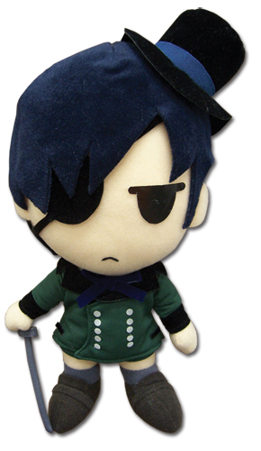Black Butler Ciel Plush, an officially licensed Black Butler Plush