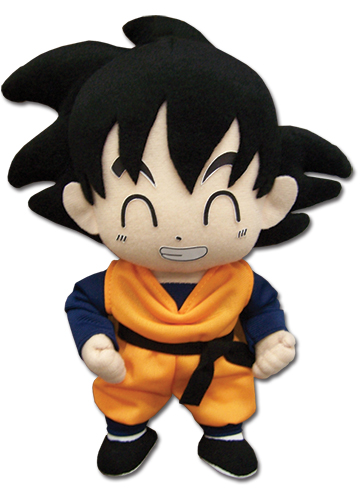 Dragon Ball Z Goten Plush officially licensed product at B.A. Toys.