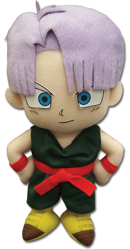 Dragon Ball Z Trunks Plush, an officially licensed Dragon Ball Z Plush