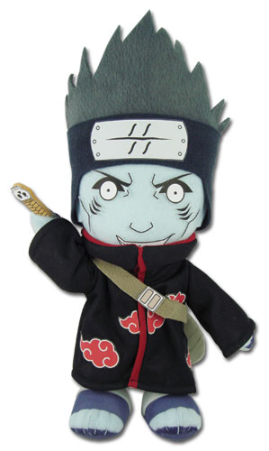 Naruto Shippuden - Kisame Plush 8'', an officially licensed product in our Naruto Shippuden Plush department.
