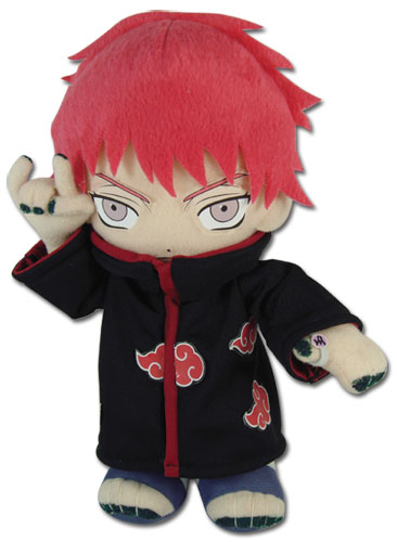 Naruto Shippuden - Sasori Plush 8'' H, an officially licensed product in our Naruto Shippuden Plush department.
