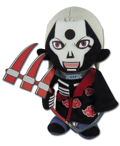 Naruto Shippuden - Hidan Plush 8'', an officially licensed product in our Naruto Shippuden Plush department.