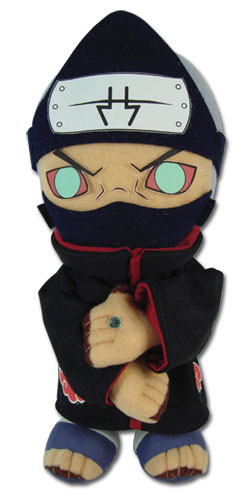 Naruto Shippuden - Kakuzu Plush 8'', an officially licensed product in our Naruto Shippuden Plush department.