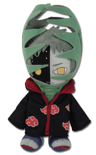 Naruto Shippuden - Zetsu Plush 8'', an officially licensed product in our Naruto Shippuden Plush department.