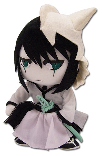 Bleach Ulquiorra Plush, an officially licensed product in our Bleach Plush department.