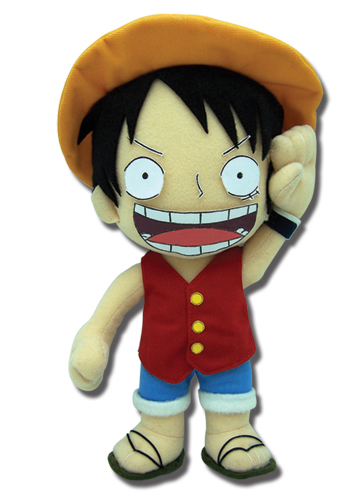 One Piece Sd Luffy 10