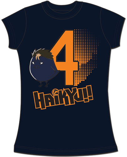 Haikyu!! - Sd Nishinoya Crow Jrs. Screen Print T-Shirt L, an officially licensed product in our Haikyu!! T-Shirts department.