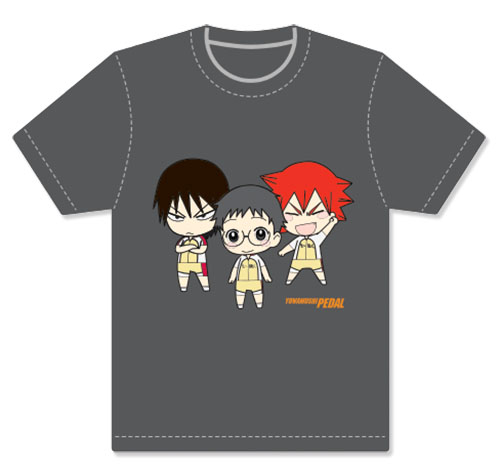 Yowamushi Pedal - Sd Group Men's Screen Print T-Shirt L, an officially licensed product in our Yowamushi Pedal T-Shirts department.