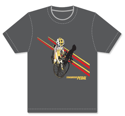 Yowamushi Pedal - Onoda Men's Screen Print T-Shirt L, an officially licensed product in our Yowamushi Pedal T-Shirts department.