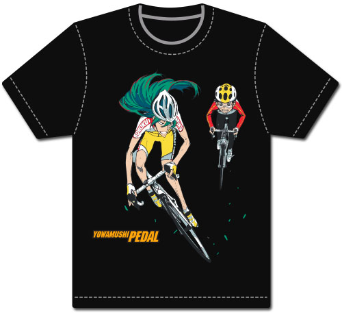 Makishima & Sakamichi Racing Men's Screen Print T-Shirt L officially licensed Makishima & Sakamichi Racing T-Shirts product at B.A. Toys.
