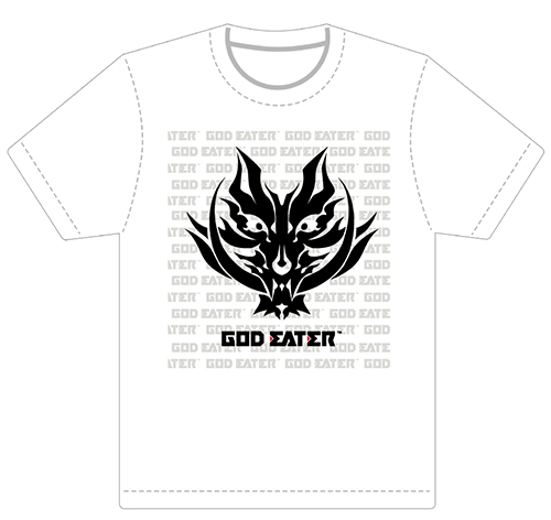 God Eater - Fenrir Symbol Men's Screen Print T-Shirt L, an officially licensed product in our God Eater T-Shirts department.