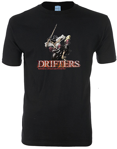 Drifters - Oda Men's Screen Print T-Shirt L, an officially licensed product in our Drifters T-Shirts department.