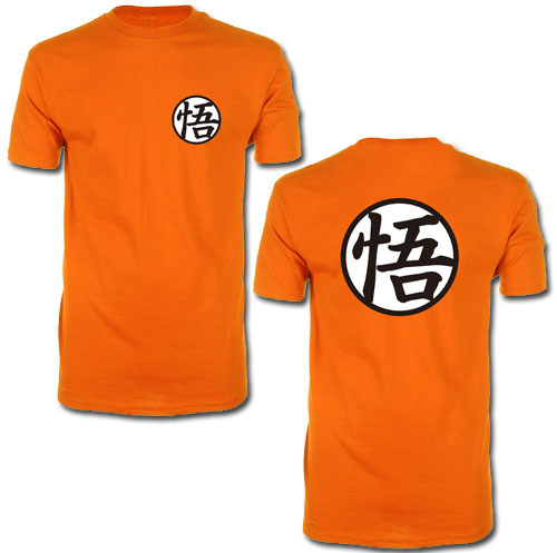 Dragon Ball Super - Goku Symbol T-Shirt L, an officially licensed product in our Dragon Ball Super T-Shirts department.