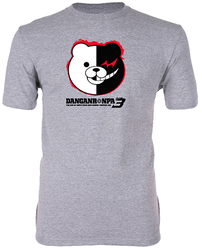Danganronpa 3 - Monokuma Men's T-Shirt XXL, an officially licensed product in our Danganronpa T-Shirts department.