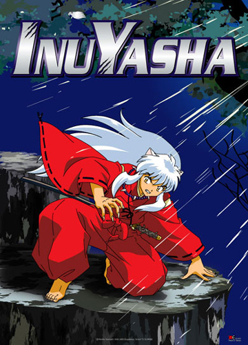 Inuyasha In Forest Wall Scroll, an officially licensed product in our Inuyahsa Wall Scroll Posters department.
