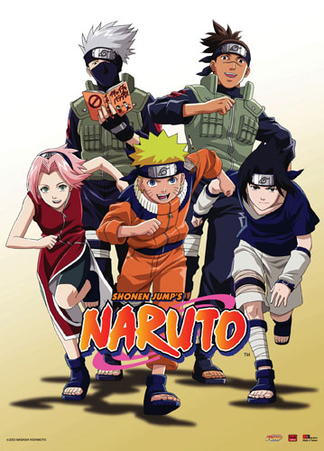 Naruto Wall Scroll, an officially licensed product in our Naruto Wall Scroll Posters department.