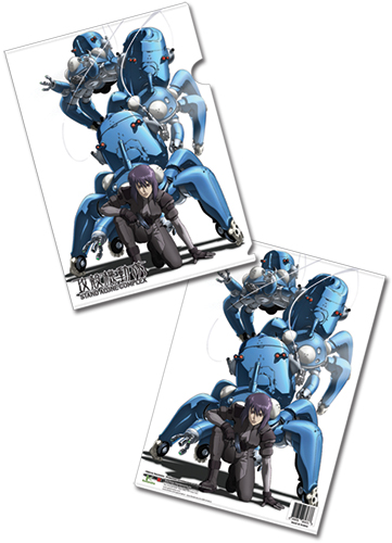 Ghost In Shell S.a.c - File Folder officially licensed Ghost In The Shell Binders & Folders product at B.A. Toys.