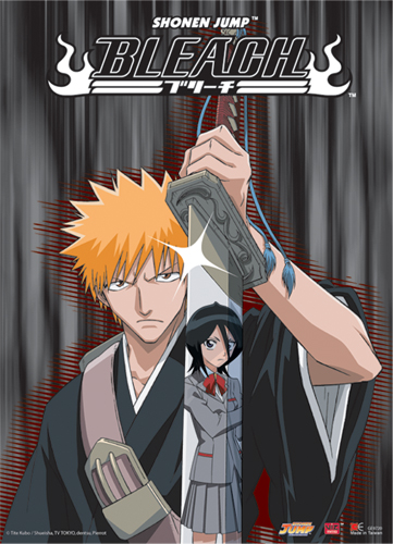 Bleach Ichigo Rukia Wall Scroll, an officially licensed Bleach Wall Scroll