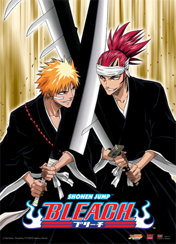 Bleach Ichigo & Renji Wall Scroll, an officially licensed product in our Bleach Wall Scroll Posters department.