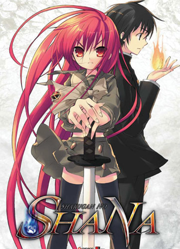 Shakugan No Shana Frontal Wall Scroll, an officially licensed product in our Shakugan No Shana Wall Scroll Posters department.