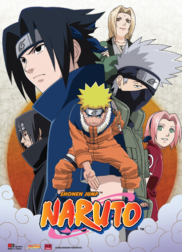 Naruto Leaf Village Group Wall Scroll, an officially licensed product in our Naruto Wall Scroll Posters department.