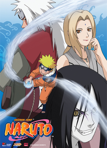Naruto The Good & The Evil Wall Scroll, an officially licensed product in our Naruto Wall Scroll Posters department.