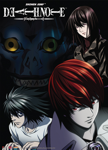 Death Note Count Down Wall Scroll, an officially licensed Death Note Wall Scroll